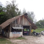 Just 5 minutes walk from Villa, provided breakfast and lunch. Good and cheap food. Very Local.