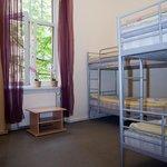 Pokój 4-osobowy/ 4 bedded dorm room