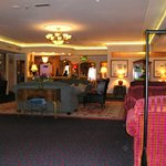 Lobby of Park House Hotel