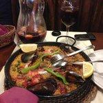 The best Paella ever - la mejor Paella