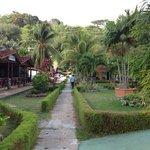 jardin du Berjaya Praslin