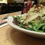 My favorite is the Pear and Gorgonzola Salad!