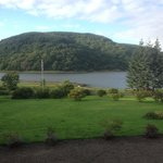 View over Loch Feochan from sitting room