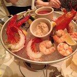 Seafood Fountain