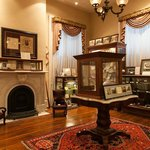 Athens History Room in the Ware-Lyndon House