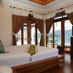 ภายในห้อง VIP ห้องที่วิวสวยที่สุด เห็นทะเลรอบด้าน/ Best view room