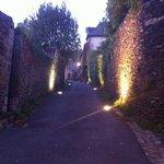 une des sublime petite rue du village