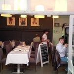 Photo de Cafe Royal at Hotel Royal