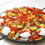 Paella - Cant get more Spanish than this
