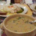 Bean Soup special - Wetterhorn