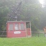 1st Cable Car in Switzerland - Wetterhorn