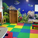 Little Mates room for the tots on the St John Digby NFL Ferry - Princess of Arcadia