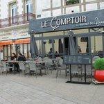 Фотография Le Comptoir, Le Bistro Du Rouge