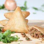 Kefta Briouatz - Minced meet fried pastries