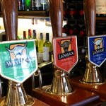 Our three house ales