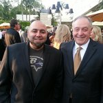 With celebrity Chef Duff Goldman of Ace of Cake