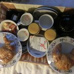 """The Morning-tray - the best """"day-starter"""""""