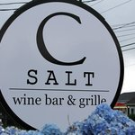 Foto van C Salt Wine Bar & Grille