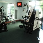 Another view of the work out room