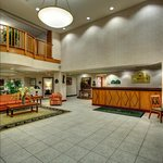 our beautiful lobby