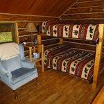 Cozy Moose interieur
