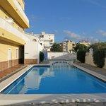 Swimming pool Hotel Madrid Ciutadella