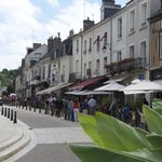 Amboise - for lunch
