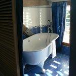 Salle de bain de la Chambre Ingre