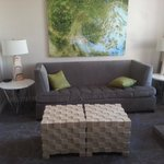 1 bd deluxe suite living room
