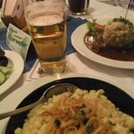 Great Bavarian food