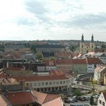 Panoramic view from Eger Castle