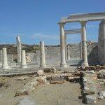 Temple de DEMETER Naxos