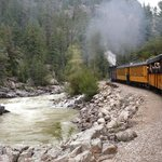 Following the Animas River