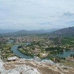 Dalyan from Caunos-view