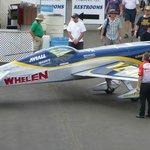 Michael Goulian's Stunt Plane