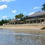 Sundara Restaurant am Strand