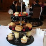 The afternoon tea
