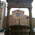 Montepulciano : piazza Grande...