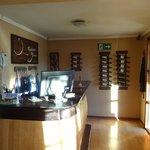 Hotel Tierra & Vino - recepção