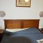 Camera lato letto!