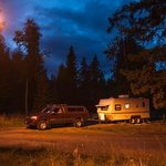 Campground Street Light