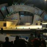 Acto Central-palco