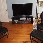 "60"" flat screen HD TV w/3D capability & Netflix"