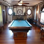 Stacey House pool room