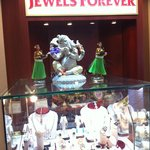 Jewels Forever---our most favorite jeweler in the entire Caribbean.