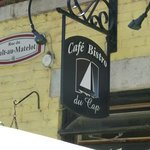 Cafe Bistro du Cap in Vieux Quebec