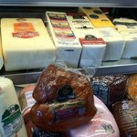 Cheeses and deli products galore