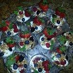 Summer Berry Parfait