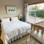 Main bedroom in Fynbos Unit @ Jabulani Guest House in Durbanville