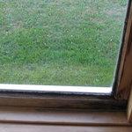 Autre côté de la fenêtre (encore moisissure)